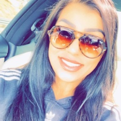 Lady is looking for singles for a date